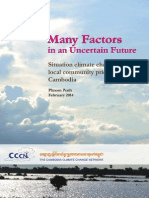 Many Factors Research Report