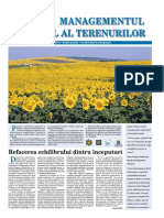 Agricultura Competitiva in Moldova - Solutii inteligente pentru performanta