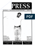 The Stony Brook Press - Volume 15, Issue 10
