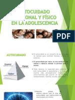Autocuidado Físico y Emocional en La Adolescencia - 2do Sec.