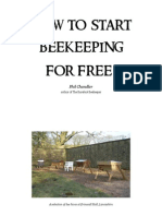 171215028 How to Start Beekeeping for Free