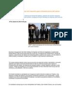 05-06-2014 Puebla Noticias - RMV anuncia programa de inversión para infraestructura del sector turístico.