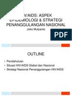 EPIDEMIOLOGI HIVAIDS