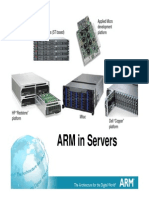 ARM in Servers