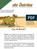 Ambientes deserticos