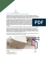 Instalacion de Detector Conmutado