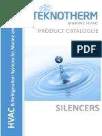 Silencers Catalog
