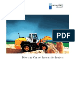 Drive and Control Systems for Loaders