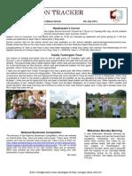 Tockington Tracker 04-07-14