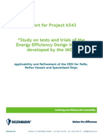 Deltamarin Eedi Study for Emsa Final Report