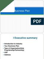 b Plan Format1.Ppt 2003