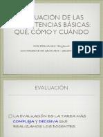 Evaluacion de Las Competencias Basicas - Fernando Trujillo