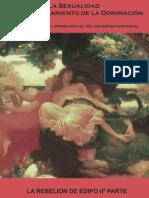 La sexualidad y el funcionamiento de la dominación. La rebelión de Edipo (2ª parte)- Casilda Rodrigañez
