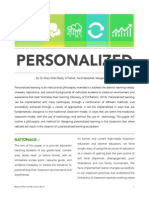 PersonalizED White Paper Final