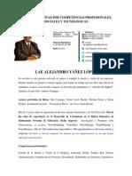 c.v.c. Lae Alejandro Yáñez López 2014