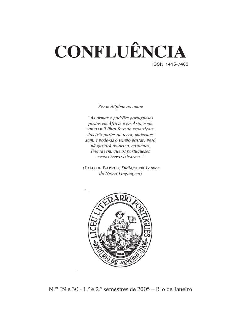 A Lingua Portuguesa No Mundo Da Lusofonia a54f5b7270205