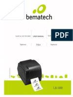 Manual Usr Lb1000