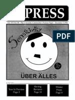 The Stony Brook Press - Volume 16, Issue 7