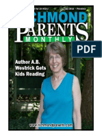 Richmond Parents Monthly - July 2014