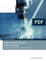 Siemens PLM NX CAM High Productivity Part Manufacturing Tcm1224 4561