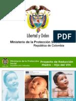 Protocolo Manejo VIH-Embarazo