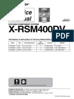 Pioneer RSM400