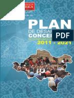 Plan de Desarrollo Concertado Huancavelica