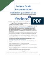 Fedora Guide