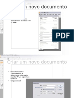 criar um novo documento