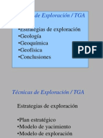 Exploracion Tecnicas (TGA)
