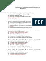 Koleksi Soal Paru- Fk Uwks , Juli 2012 - Copy