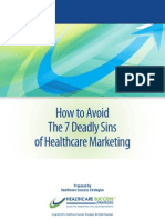 7Sins Healthcare Marketing