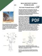 AERMOTOR Windmill Catalog Page57aa