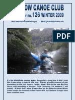 Newsletter 126 Winter 2009 04