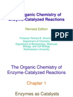 THE ORGANIC CHEMISTRY OF ENZYME-CATALYSED REACTIONS