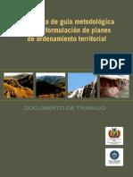 Propuesta de Guía Metodológica