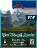 The Wizards Amulet 5E
