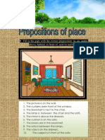 Prepositions Answer
