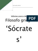 Copia - Informe Sobre Socrates