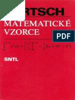 BARTSCH Matematicke Vzorce