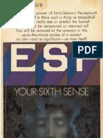 Brad Steiger - ESP Your Sixth Sense
