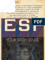 Brad Steiger - ESP Your Sixth Sense