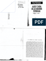 Kennedy, Paul Auge y Caída de Las Grandes Potencias (Caps. 1-5)