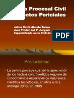 20091102-Codigo Procesal Civil Aspectos Periciales