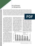 A Atividade de P&D Na Empresa