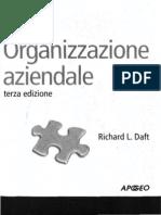 Organizzazione Aziendale_chapter 1