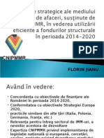Forum Imm Florin Jianu