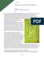 Niki Raapana - British Revisionism and the Fabian Society