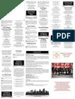 July 6, 2014 Worship Folder