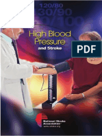 Risc Factors for Stroke - High Blood Pressure and Stroke